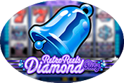 Онлайн автомат Retro Reels Diamond Glitz